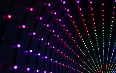 Barwy światła LED