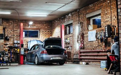 Jak zaplanować inteligentne oświetlenie garażu